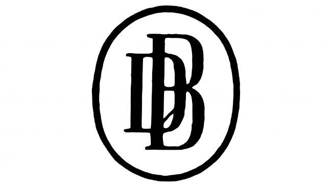 Deutsche Bank Logotipo 1957-1973