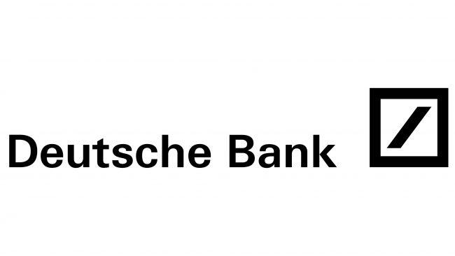Deutsche Bank Logotipo 1974-2009