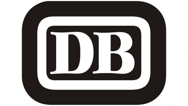 Deutsche Bundesbahn (BRD) Logotipo 1949-1994