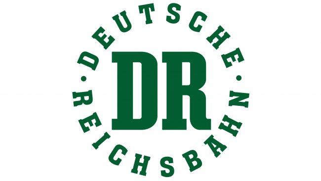 Deutsche Reichsbahn (GDR) Logotipo 1949-1994