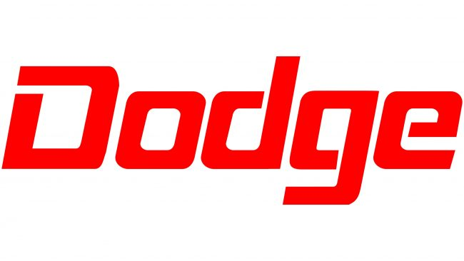 Dodge Logotipo 1964-1993