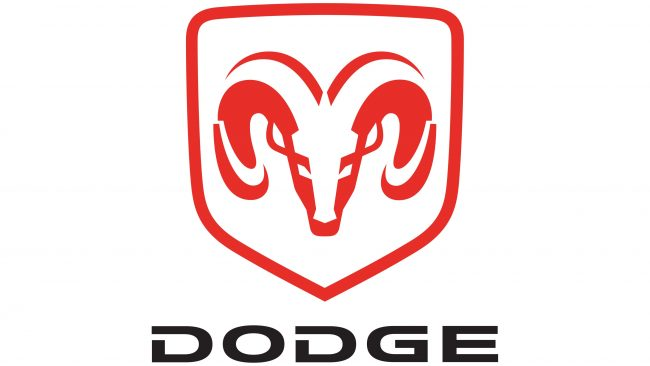 Dodge Logotipo 1993-2010
