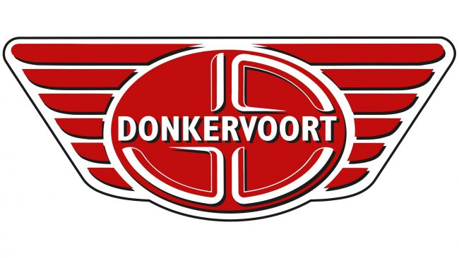 Donkervoort Logo (1978-Presente)