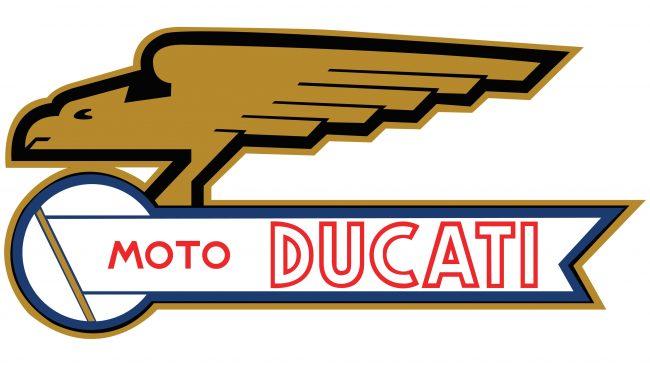 Ducati Logotipo 1959-1967