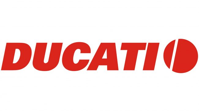 Ducati Logotipo 1997-2009