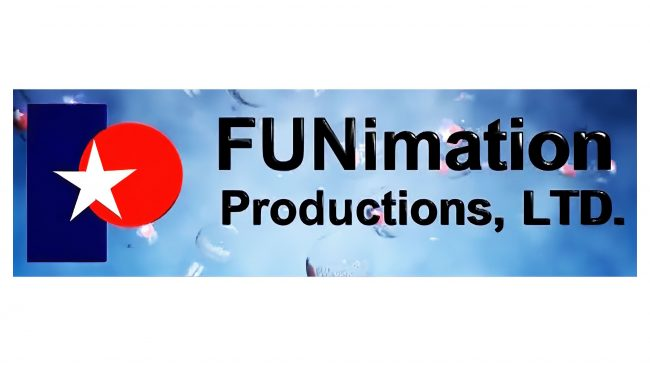 FUNimation Productions Logotipo 2004-2005