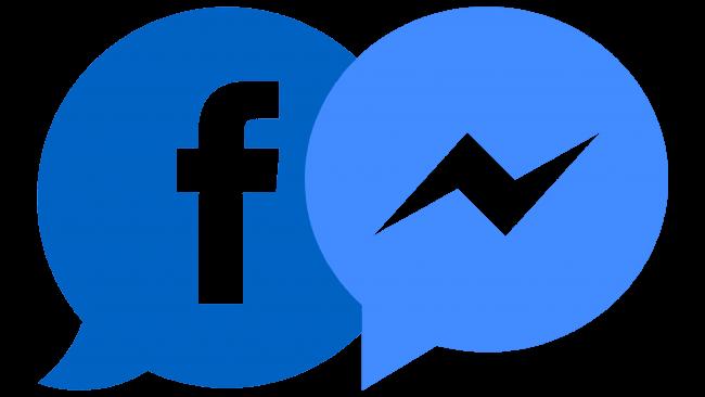 Facebook Messenger Emblema