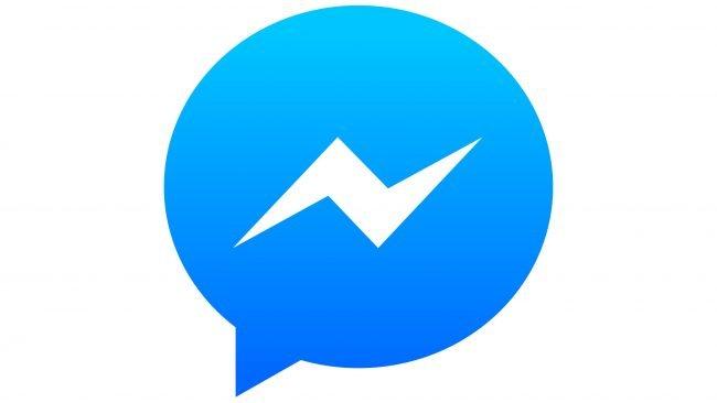 Facebook Messenger Logotipo 2013-2018
