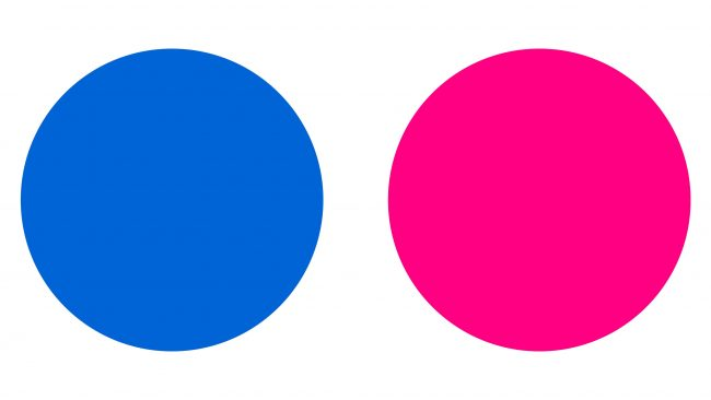 Flickr Emblema