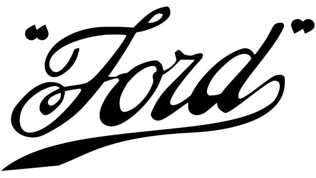 Ford Logotipo 1909-1911