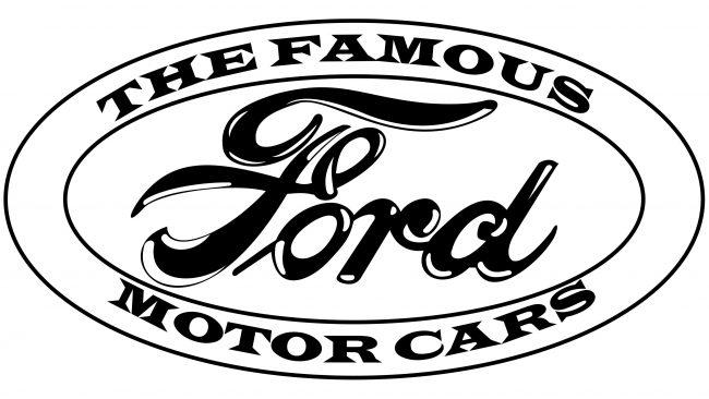 Ford Logotipo 1911-1912