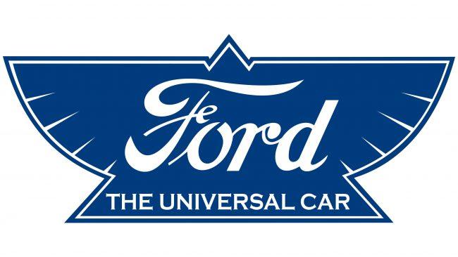 Ford Logotipo 1912-1917