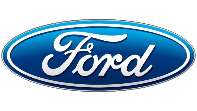Ford Romania Logo (2008-Presente)