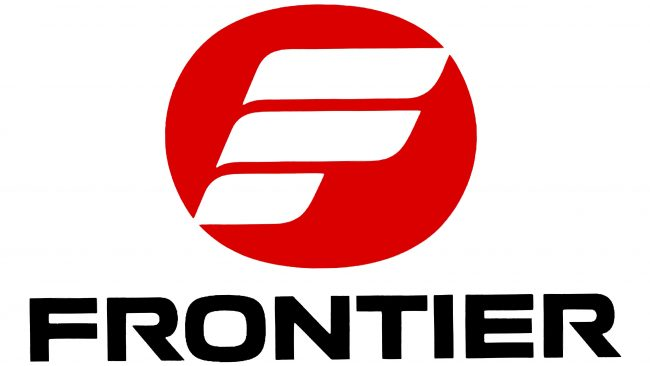 Frontier Airlines Logotipo 1978-1986