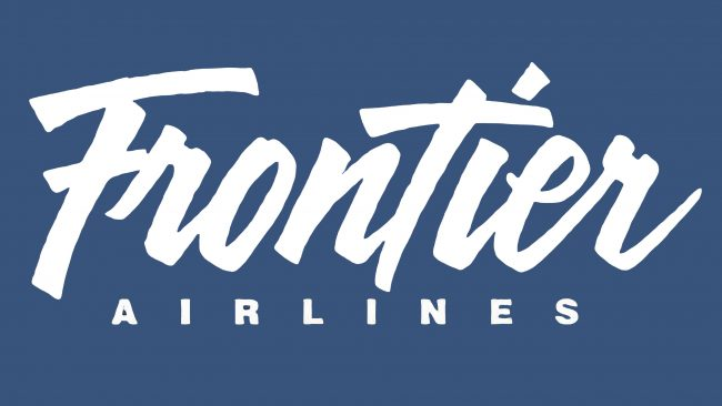 Frontier Airlines Logotipo 1994-2001