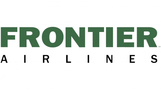 Frontier Airlines Logotipo 2001-2014