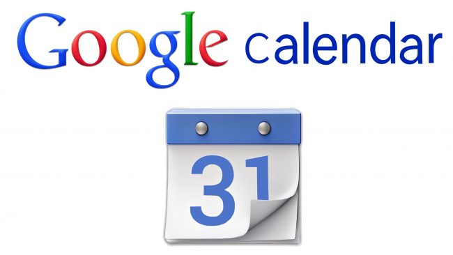 Google Calendar Logotipo 2010-2013