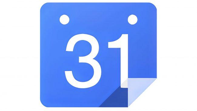 Google Calendar Logotipo 2013-2015