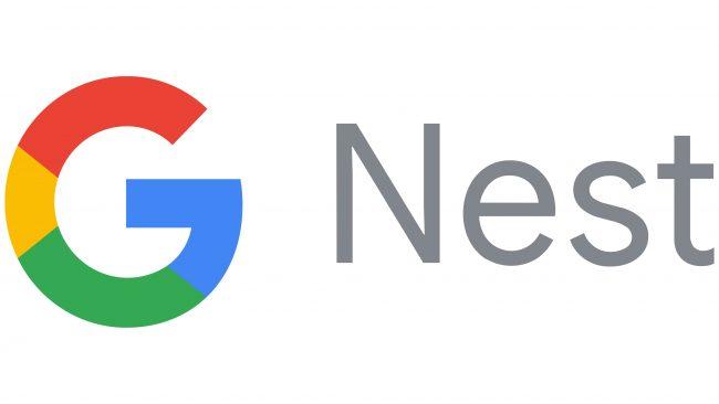Google Nest Logotipo 2018-presente