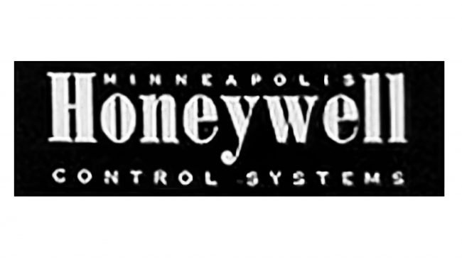 Honeywell Logotipo 1948-1958