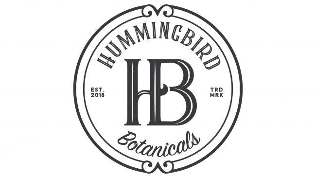 Hummingbird Botanicals Antiguo Logotipo