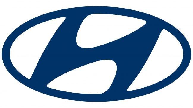 Hyundai Logotipo 1990-presente