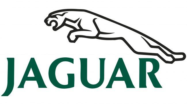 Jaguar Logotipo 1945-2001