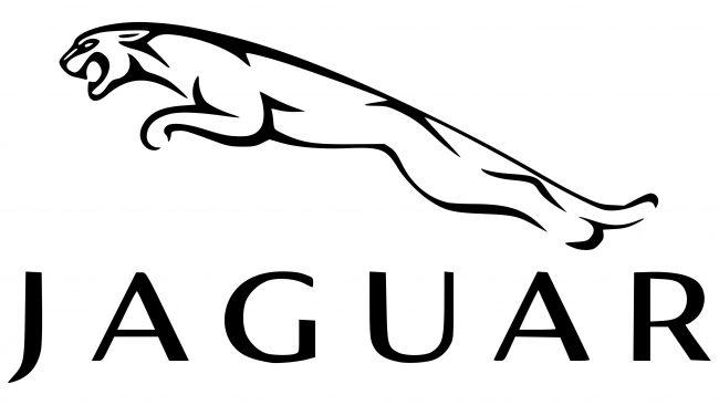 Jaguar Logotipo 2001-2012