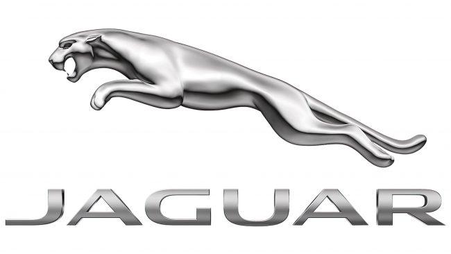 Jaguar Logotipo 2012-presente