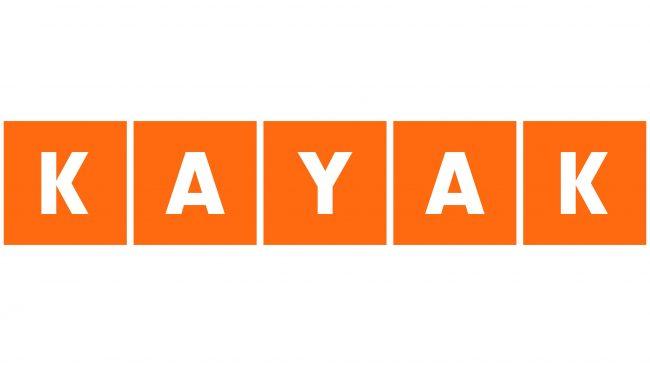 Kayak Logotipo 2017-presente