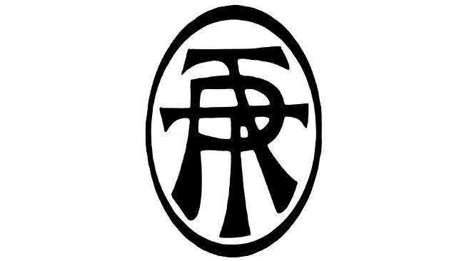 La Poste Logotipo 1930-1934