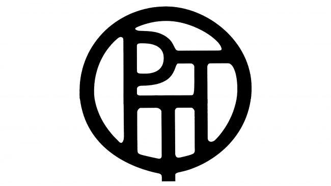 La Poste Logotipo 1953-1960