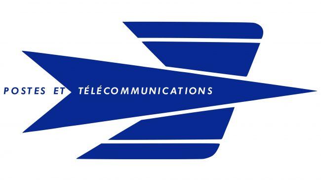 La Poste Logotipo 1960-1978