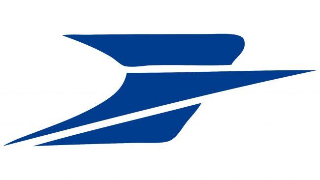 La Poste Logotipo 1978-1984