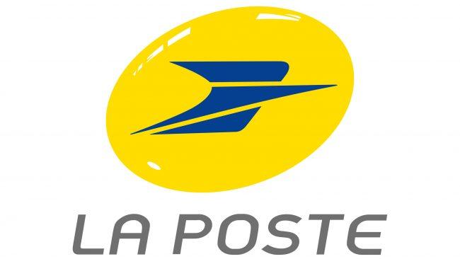 La Poste Logotipo 2012-2018