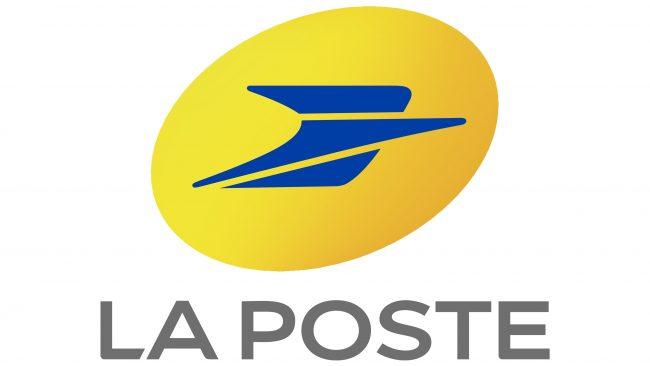La Poste Logotipo 2018-presente