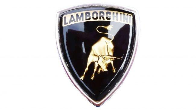 Lamborghini Logotipo 1972-1974