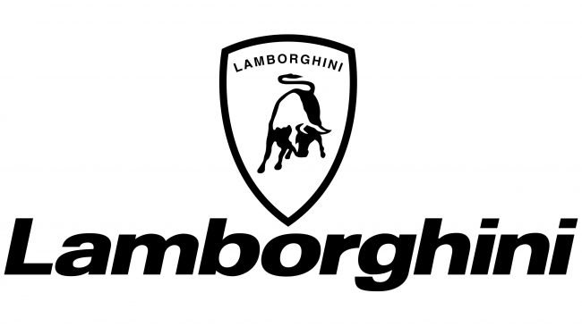 Lamborghini Logotipo 1974-1998