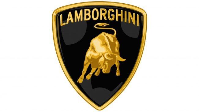 Lamborghini Logotipo 1998-presente