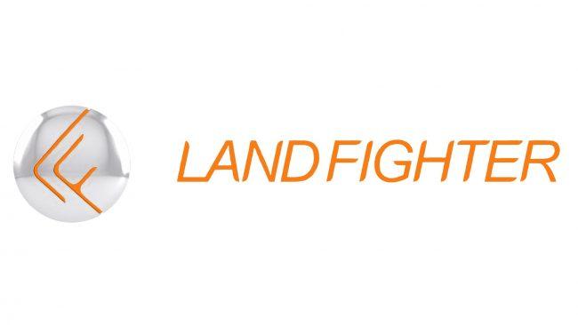 LandFighter Logo (2011-Presente)