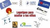 Logotipos para ocultar a los niños