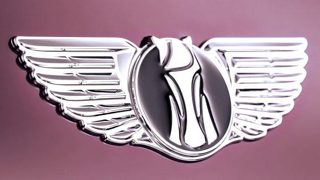 London EV Company Logo with Wings