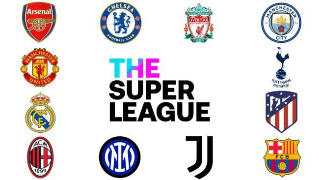 Los equipos que fundaron The Super League