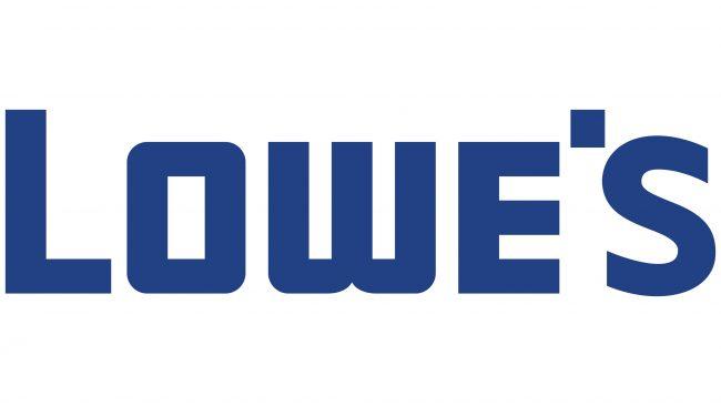 Lowe's Logotipo 1965-presente