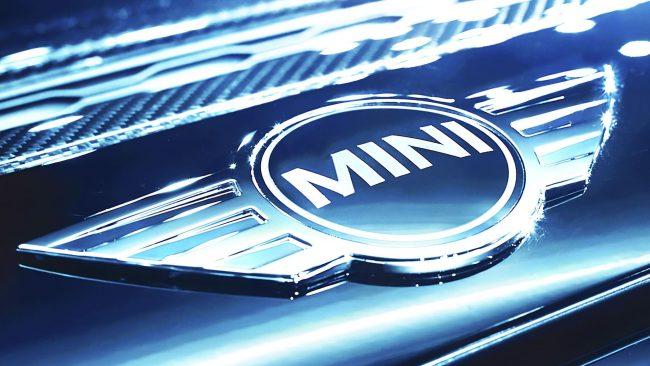 MINI Logo with Wings