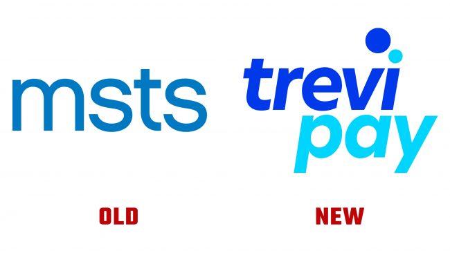 MSTS Vieja y TreviPay Nuevo Logotipo