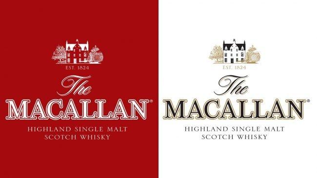 Macallan Whiskey Logo