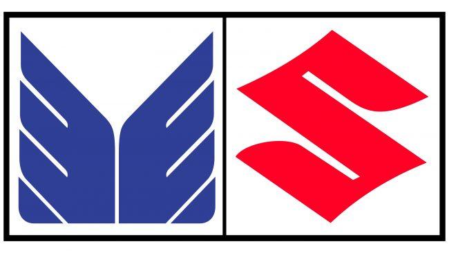 Maruti Suzuki Ltd Logo (1981-Presente)