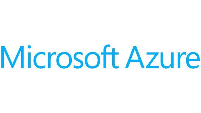 Microsoft Azure Logotipo 2014-2017