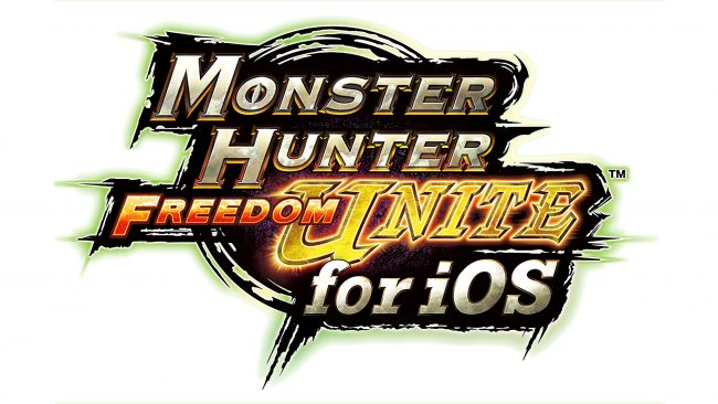 Monster Hunter Freedom Unite(2008) Logotipo